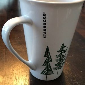 Starbucks Christmas Tree Mug